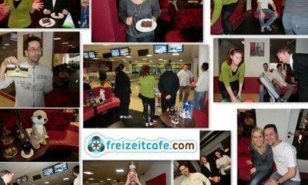 Lokales Marketing erfolgreich: Bowling-Gruppentreffen im BO40 Bowling & Lounge war traumhaft!