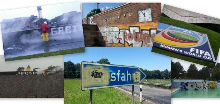 Ex und weg – EXUWEG – wenn heldenhaftes direkt in unseren Städten passiert…