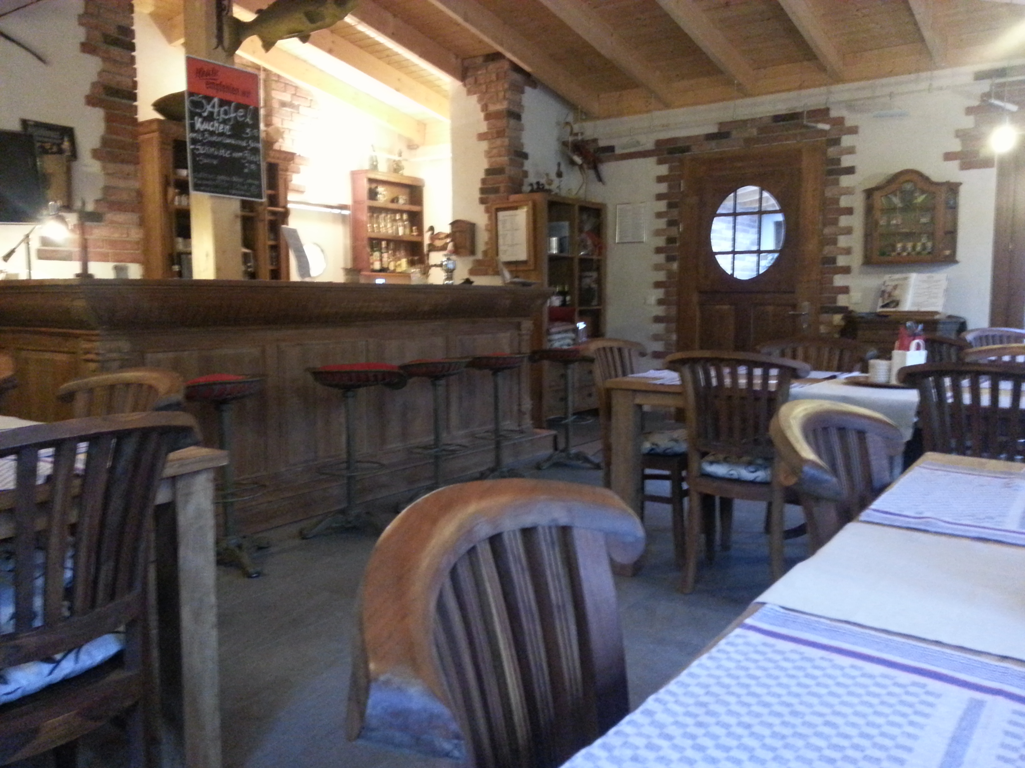 Bochums kulinarischer Geheimtipp: Forellenhof Wilkendorf
