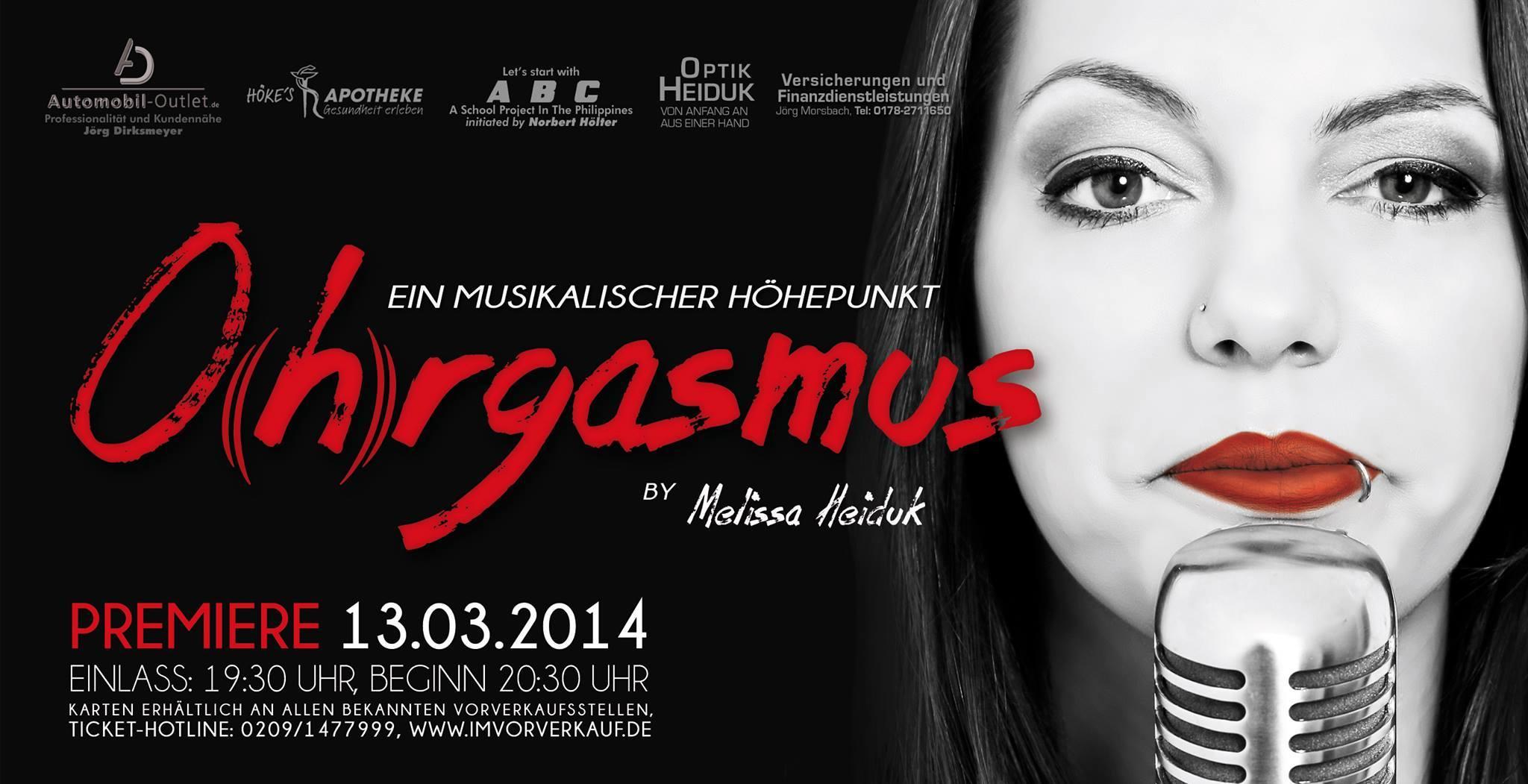 Ein O(h)rgasmus in Bochum: Melissa Heiduk lässt es krachen!
