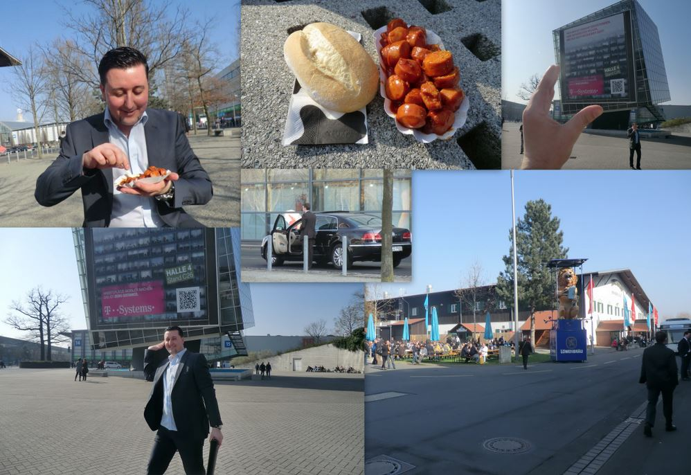 Cebit 2014 Collage