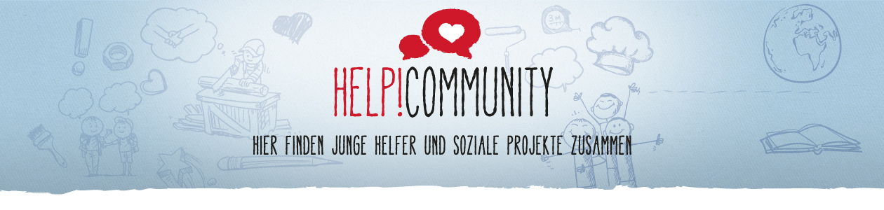 An Weihnachten helfen? Ehrensache! help!community