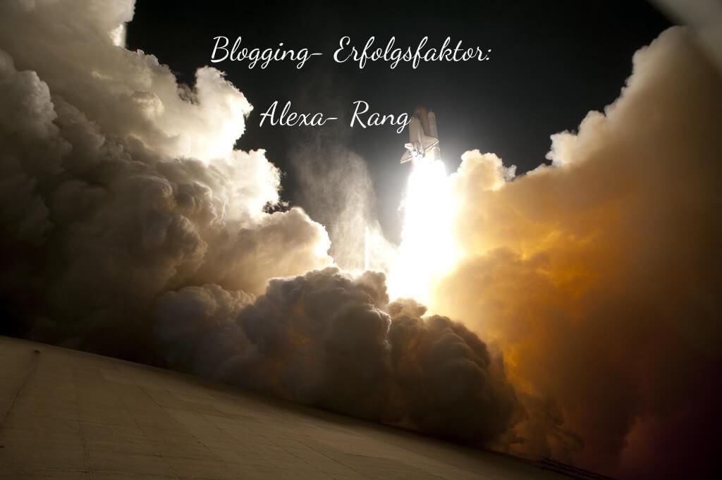Blogging Erfolgsfaktor Alexa Rang