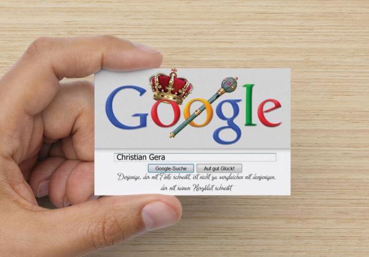 Google Freizeitcafe Christian Gera