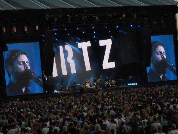 Wirtz Stadion Essen 29.8