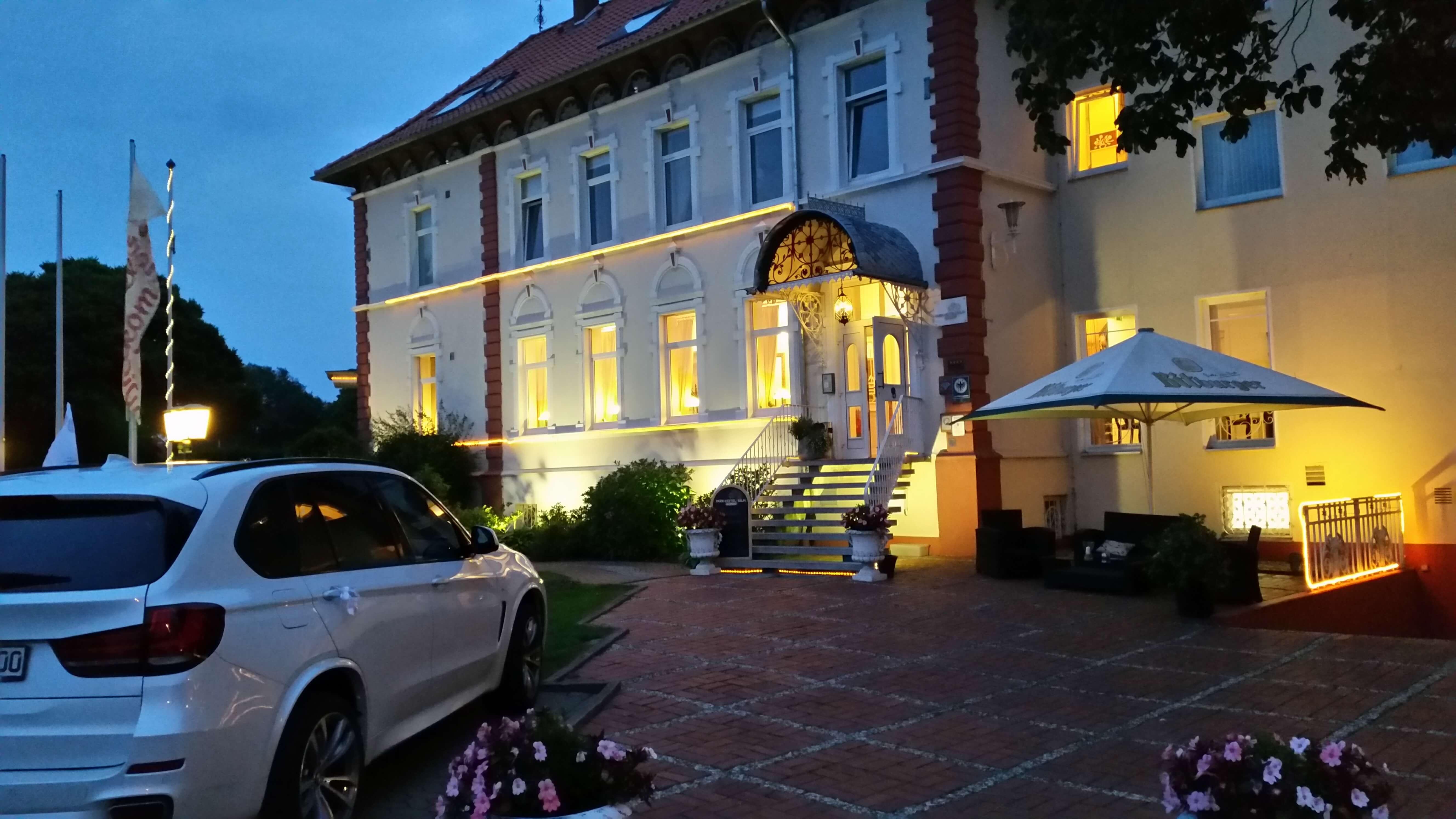 Die grosse Liebe: Parkhotel Hannover Bilm im Glück im Freizeitcafe