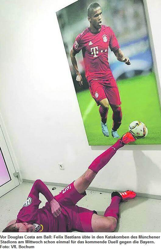 Warum der VFL Bochum heute gewinnt