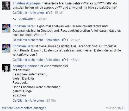 Zuckerberg Fragen 3