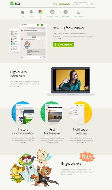 ICQ Nostalgie ist wieder da!