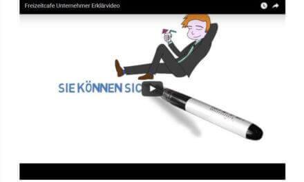Freizeitcafe Unternehmer Video ist online