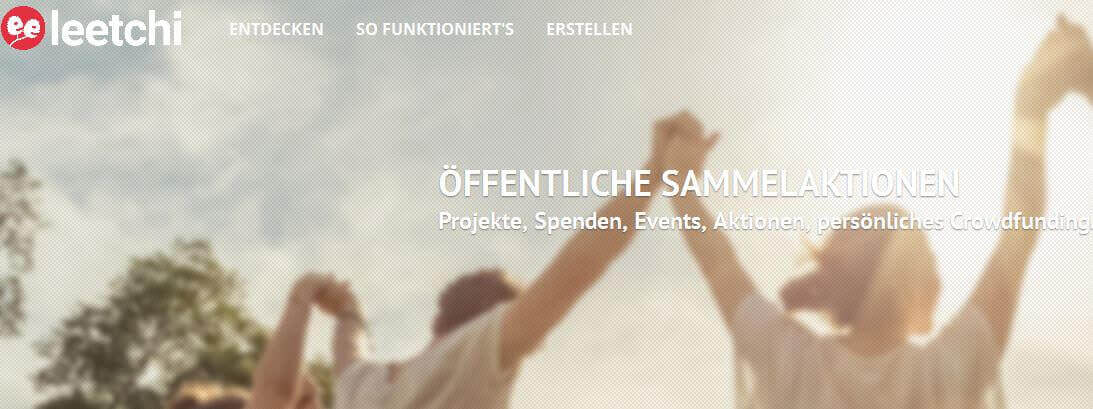 Freizeitcafe Crowdfunding auf Leetchi