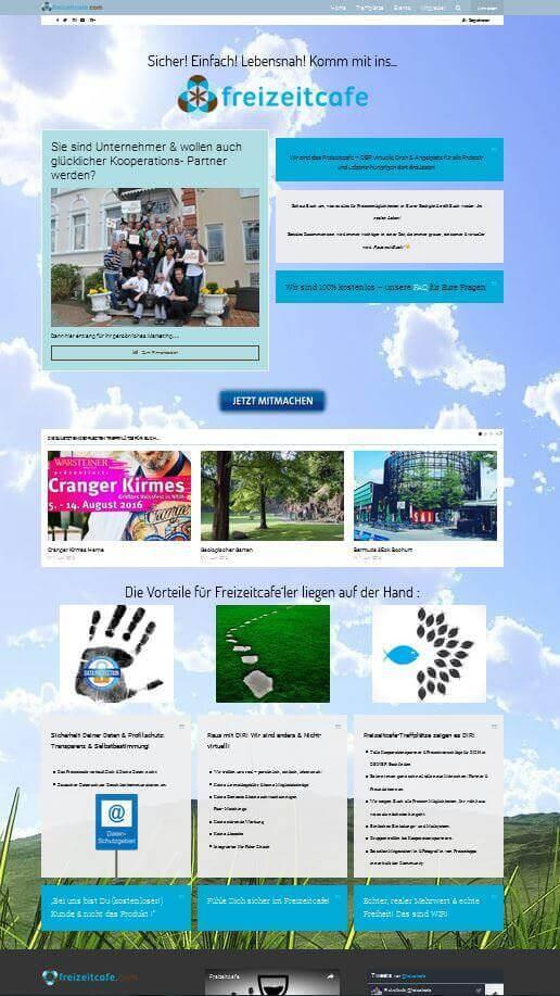 Freizeitcafe.com ist online_mini