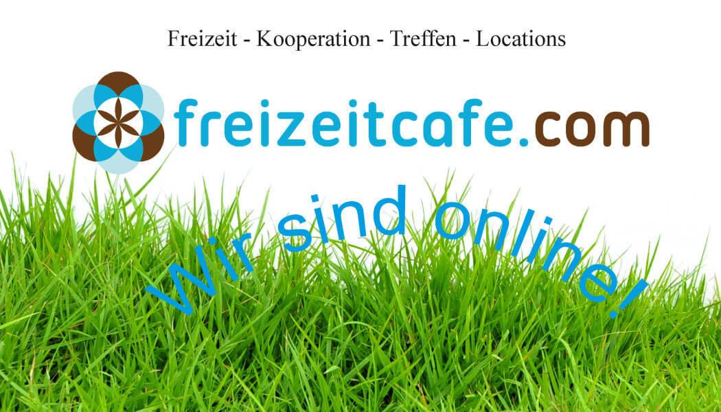 Freizeitcafe.com ist online!