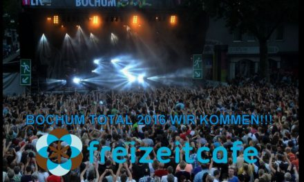 Wer kommt alles auf Bochum Total 2016?