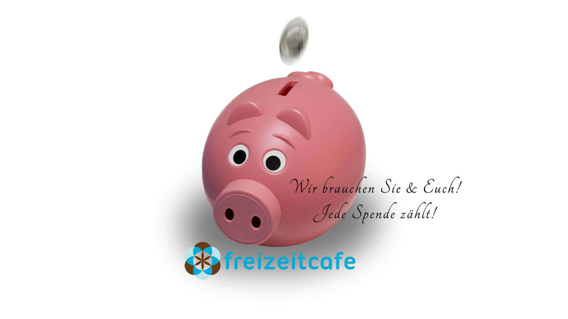 Freizeitcafe Spendenaktion