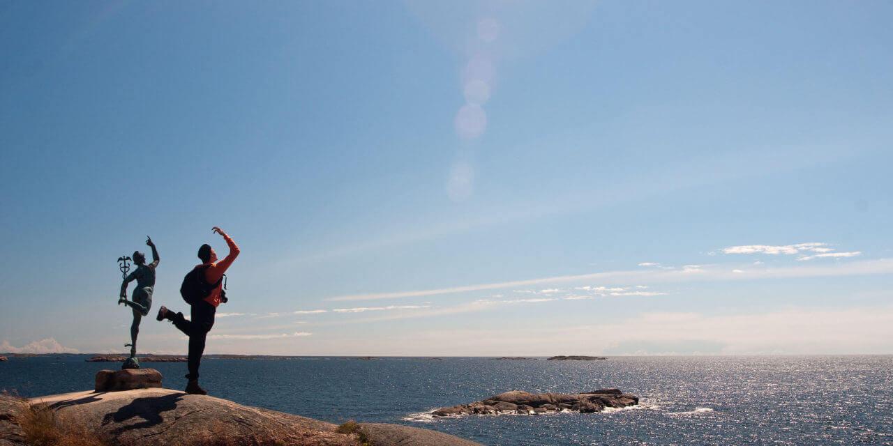 Ein stiller Sommer- Inselhopping auf den Aland Inseln