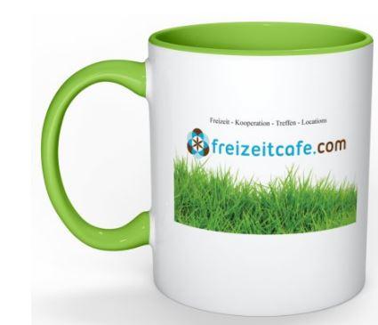Freizeitcafe Tasse