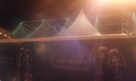 Zeltfestival 2016 Bochum Witten Erlebnisbericht Sarah Connor