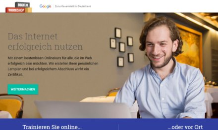 Online Zertifikat gratis von Google bekommen für ein top lokales Marketing!