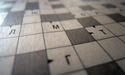 Freizeithobby Kreuzworträsel und das Geheihmnis dahinter