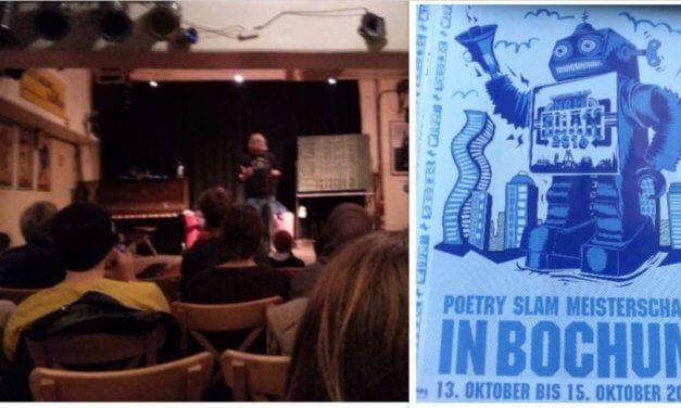 Schöner NRW Slam 2016 Poetry Abend im Kulturcafe Bochum