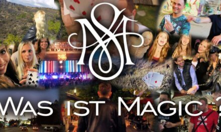 Zauberhaftes aus Bochum: Marc Süper begeistert!