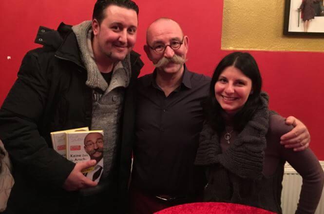 Freizeitcafe trifft auf Horst Lichter: Keine Zeit für Arschlöcher!