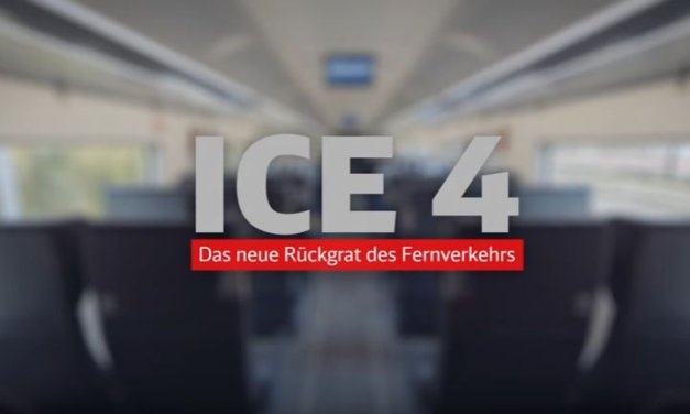 Freizeit genießen: Mit dem neuen ICE 4 der Deutschen Bahn