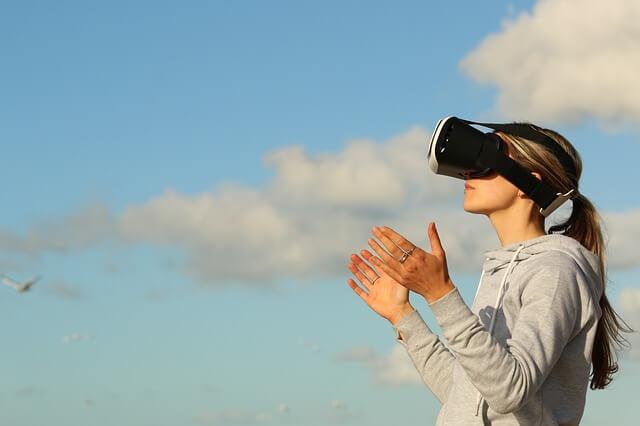 Virtuelle Realität – wenn ein 88 jähriger die Brille aufsetzt
