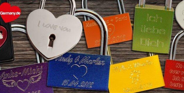 Der Mythos Liebesschlösser – wieso, weshalb und vor allem warum?
