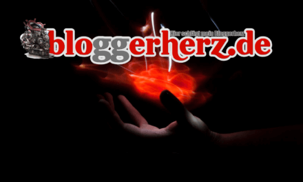 Das Bloggerherz schlägt wieder: Bloggerherz.de eröffnet!