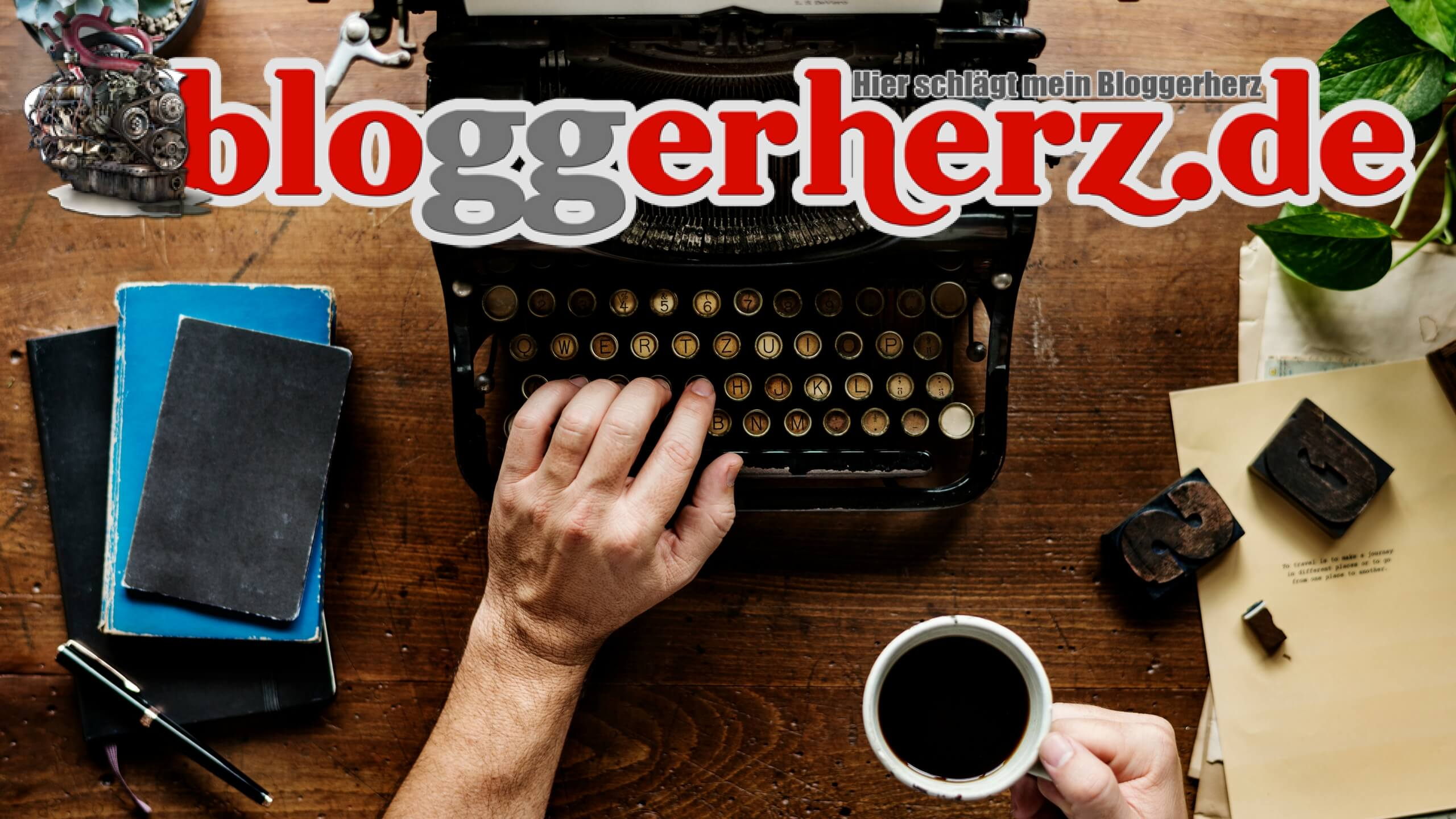 Leidenschaft Schreiben und Bloggen