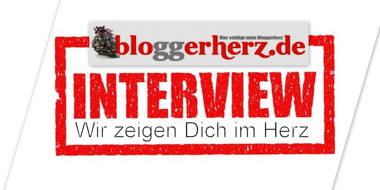 Bloggerherz Blogger Interviews boomen bei erfreuten Blogger/innen