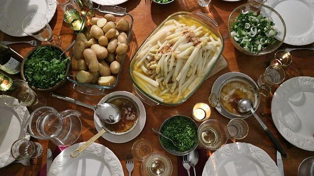 Die Vielfalt Der Deutschen Nationalen Küche in einer Übersicht