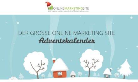 Schöner Online-Adventskalender für Euch Freizeitcafe´ler!