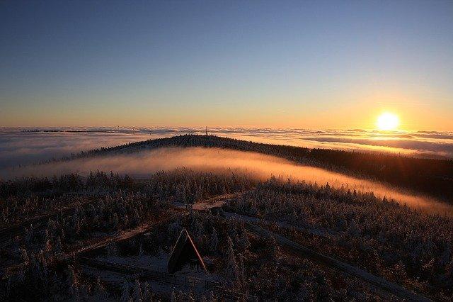 Das Erzgebirge im Winter – die besten Wanderrouten