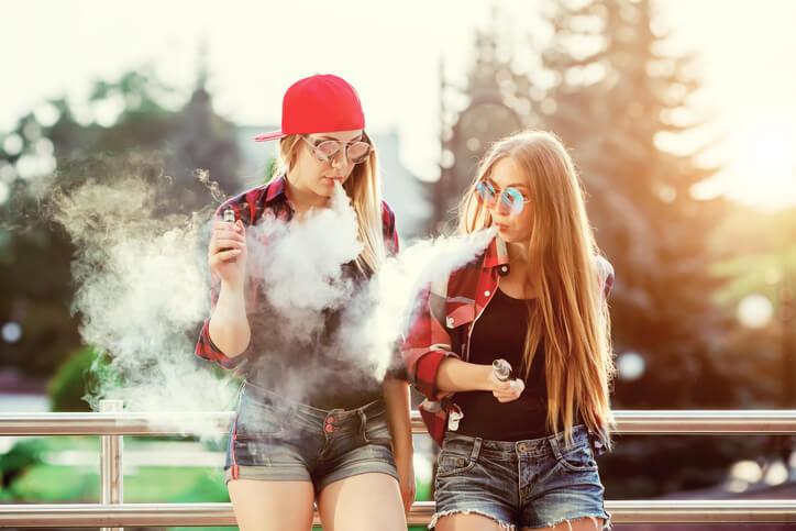 Was ist dran am E-Zigaretten-Trend?