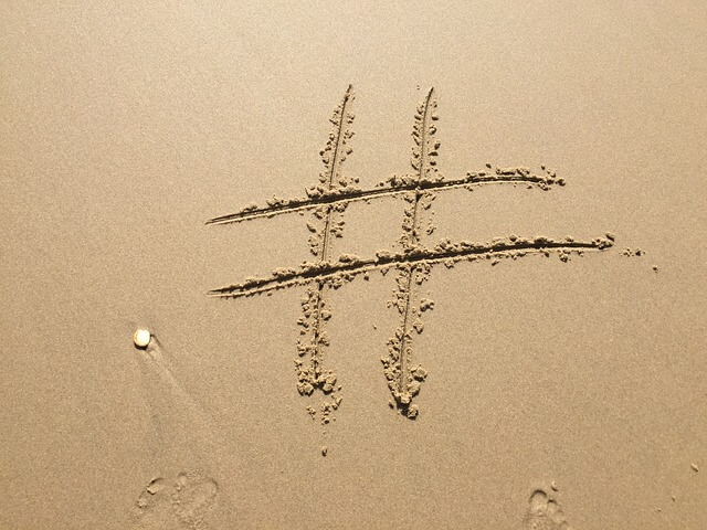 Wozu sind eigentlich Hashtags da?