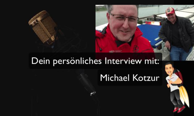 Dein persönliches Interview #1 : Michael Kotzur trifft Bloggerherz