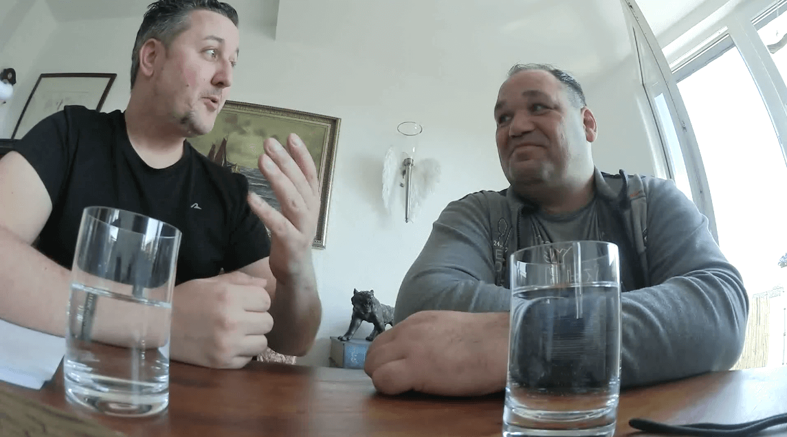 Michael Turbanisch trifft Christian Gera im persönlichen YouTube Interview