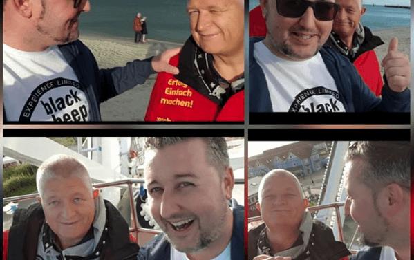 Joschi Haunsperger trifft Christian Gera im Bloggerherz Interview auf Sylt