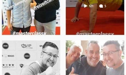 MasterclassX Ralf Schmitz auf Sylt – ein voller Erfolg!