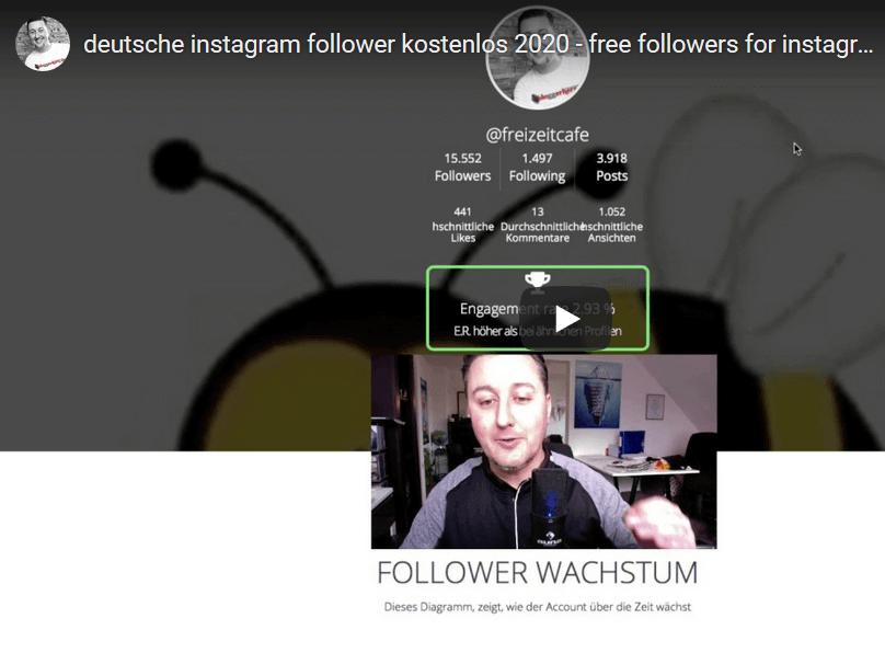 deutsche instagram follower kostenlos