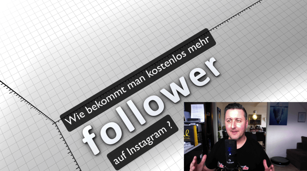 Wie bekommt man kostenlos mehr Follower auf Instagram