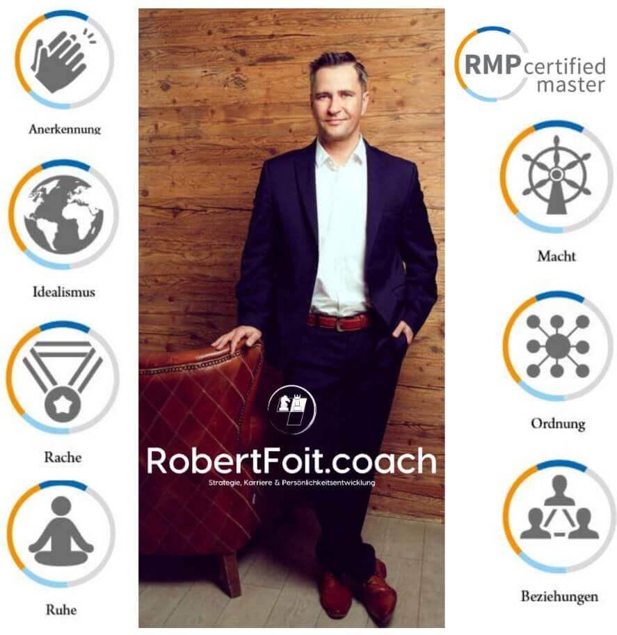 Robert Foit RMP zertifiziert