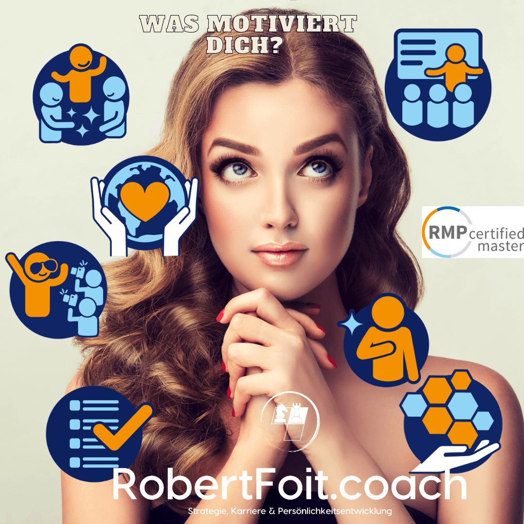 Robert Foit Motivation